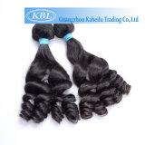 Бразильский человеческого волоса Fumi панельной заготовки