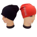 Coton haut Slouchy Beanie Hat et le chapeau du crâne de chapeaux