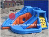 Надувные водные горки/ надувных игрушек воды/надувной детский нескольких слайд (T11-299)
