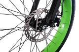 電気26inch脂肪質のタイヤのEbike最上質26X4.0の自転車