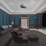 Акустический декор изоляции для домашних театров