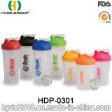 صنع وفقا لطلب الزّبون [600مل] [ببا] مجّانا [بّ] بلاستيكيّة بروتين رجّاجة زجاجة