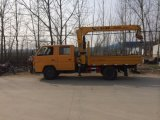 Camion della gru di Dongfeng 4X2 2ton