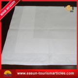 Rosette-Satin-Tisch-Tuch-Partei-Tisch-Tuch-Weiß-Tischdecke