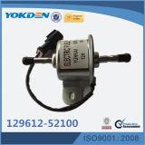 Дизельный двигатель 129612-52100 деталей топливного насоса для экскаваторов