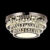 호화스러운 수정같은 천장 램프 현대 수정같은 천장 빛