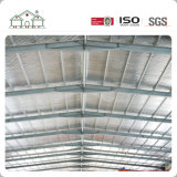 Fertigstahlrahmen-Gebäude-vorfabriziertes helles Stahlkonstruktion-Speicher-Werkstatt-Lager