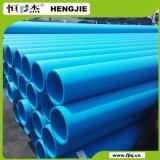 A pressão azul do polietileno da tubulação do HDPE da distribuição conduz o preço Filipinas