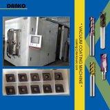 Máquina de pintar dura usada de la máquina de la vacuometalización de la película de PVD