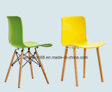 Поставкы случая & партии складывая белый пластичный стул