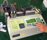 Faca quente e fria do cortador automático da etiqueta com sensor