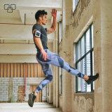 La ginnastica sublimata poliestere su ordinazione di alta qualità 2017 mette in mostra i pantaloni per gli uomini