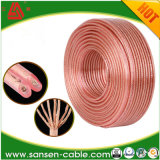 Cable de altavoz transparente para el dispositivo de audio/altavoz