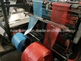 Haute vitesse automatique T-Shirt Sac Making Machine