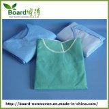 Robe chirurgicale d'isolement de chirurgien non-tissé médicale jetable pour usage médical (SC-SG001)