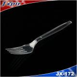 La vaisselle jetable en plastique portable PS Ensemble de couteaux JX172