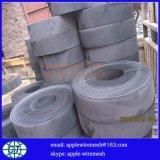 Tissu de fil tissé non galvanisé 8mesh à 60mesh