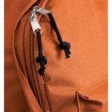 カスタマイズされたロゴのジッパーが付いている外のポケットが付いているバックパック