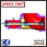 水平の化学デュプレックスステンレス鋼の軸流れの肘のプロペラポンプ