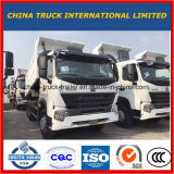 Sinotruk Vrachtwagens van de Kipwagen van HOWO 6 X 4 de Zware 371HP Zz1257n3641W