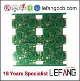 Изготавливание монтажной платы конструкции PCB для автомобильного модуля