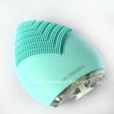2018 El uso doméstico se enfrentan a cepillo limpiador mejor cepillo Facial de silicona