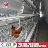 Gaiola de pássaro do equipamento da exploração avícola para galinhas poedeiras