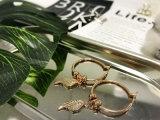 عالة مسيحية مجوهرات صانع برميل وفضّة يصفح جنوحات مدلّاة حلق ساحر