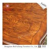 Стороны резного кофейный столик (P241)