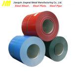 Prepainted/стали с полимерным покрытием / катушки PPGI / PPGL лист с полимерным покрытием