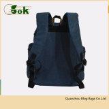 14-дюймовый моды Cute движении рюкзак водонепроницаемым брезентом школьные сумки для поездок