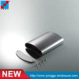 Ygk-033 70*21-88mm (WxH-L) 알루미늄 페달 울안 밀어남 디자인 케이스 공장
