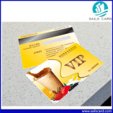 Tarjetas plásticas ordinarias agradables del descuento del PVC de la talla estándar de la impresión en offset