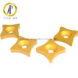 Вставки Scarfing Spub карбида вольфрама внешние для подвергать механической обработке пробки