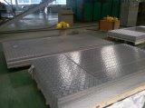 5 Geruite Plaat 1050 1060 1100 van het Aluminium van de staaf