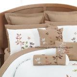 Colcha de flores de Primavera/Verão Set Bordados roupa de cama padrão definido