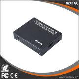 La fibra doppia 1X 100Base-FX del convertitore di media allo Sc di 4X 10/100Base UTP 1310nm 2km si raddoppia fibra
