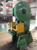 J23-10tonの版の手動機械式出版物の金属板の鋼鉄穴の打つ機械