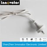 De Adapter van de Macht van de Adapter van de efficiency 12V 1.25A 15W AC gelijkstroom met Desktop voor LEIDEN Licht