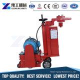 Handnagel-Zahnstangen-kleiner Treibstoff-Benzin-konkreter Fußboden-Fräsmaschine