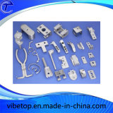 Подгонянные части алюминиевого сплава подвергать механической обработке CNC