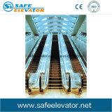 Escada rolante de Vvvf do passageiro