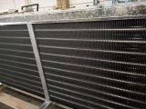 Evaporatore raffreddato aria del piatto dell'acciaio inossidabile/scambiatore di calore più freddo del ventilatore/temperatura elevata/