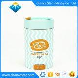 Tazze di caffè di laminazione di abitudine che impaccano tubo di carta