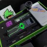 빠른 격렬한 왁스 건조한 나물 기화기 펜 Bho 420/710