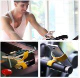 Assento de bicicleta universal de múltiplos propósitos dos carros da forma do dobro C do suporte do telefone do carro