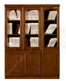 현대 나무로 되는 사무실 Furniturefile 채우는 내각 & 책장 (BL-W033)