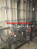 Equipo de purificación de agua de ósmosis inversa.