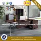 25mm Thickness Office Desk Cheap Price Executive L Shape Office Table (HX-NCD020)