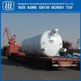ASME/GB de almacenamiento criogénico de Certificados de Depósito para Lox Lin Lar Lco2